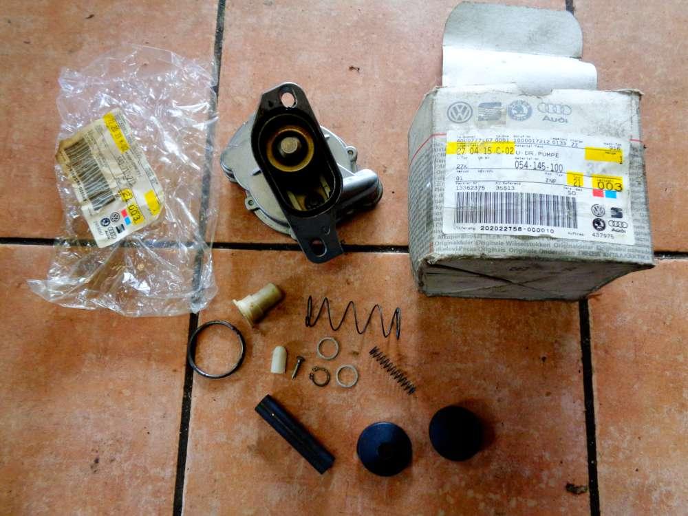 VW Audi Seat Skoda Unterdruckpumpe Bremsanlage 054145100