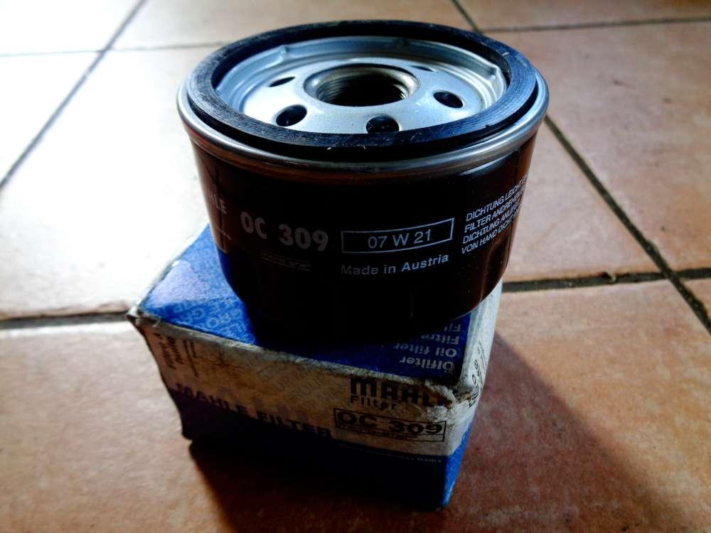 MAHLE Ölfilter OC 309