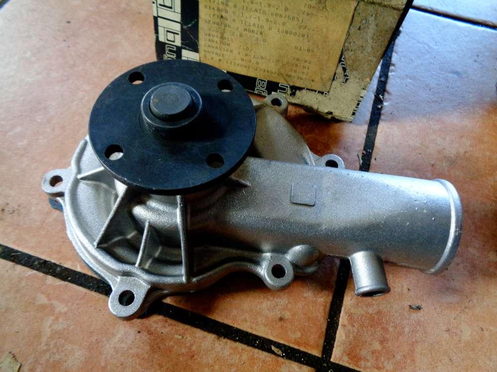 BUGATTI: PA0093 Wasserpumpe Für Opel