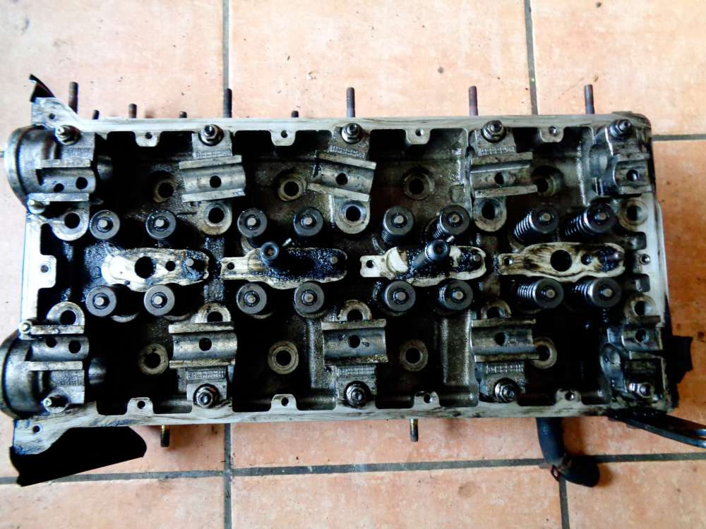 KIA Carnival II 2.9 CRDI Zylinderkopf K56AK-4