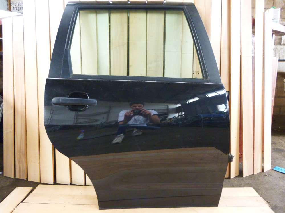 Seat Cordoba Bj 1999 Tür Hinten Rechts Schwarz Farbcode: LC9z