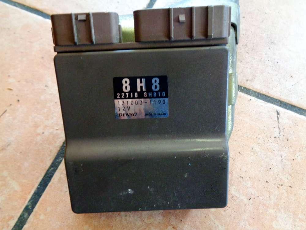 Nissan Primera P12 Bj:03 Steuergerät Einspritzpumpe 131000-1190/ 227108H810