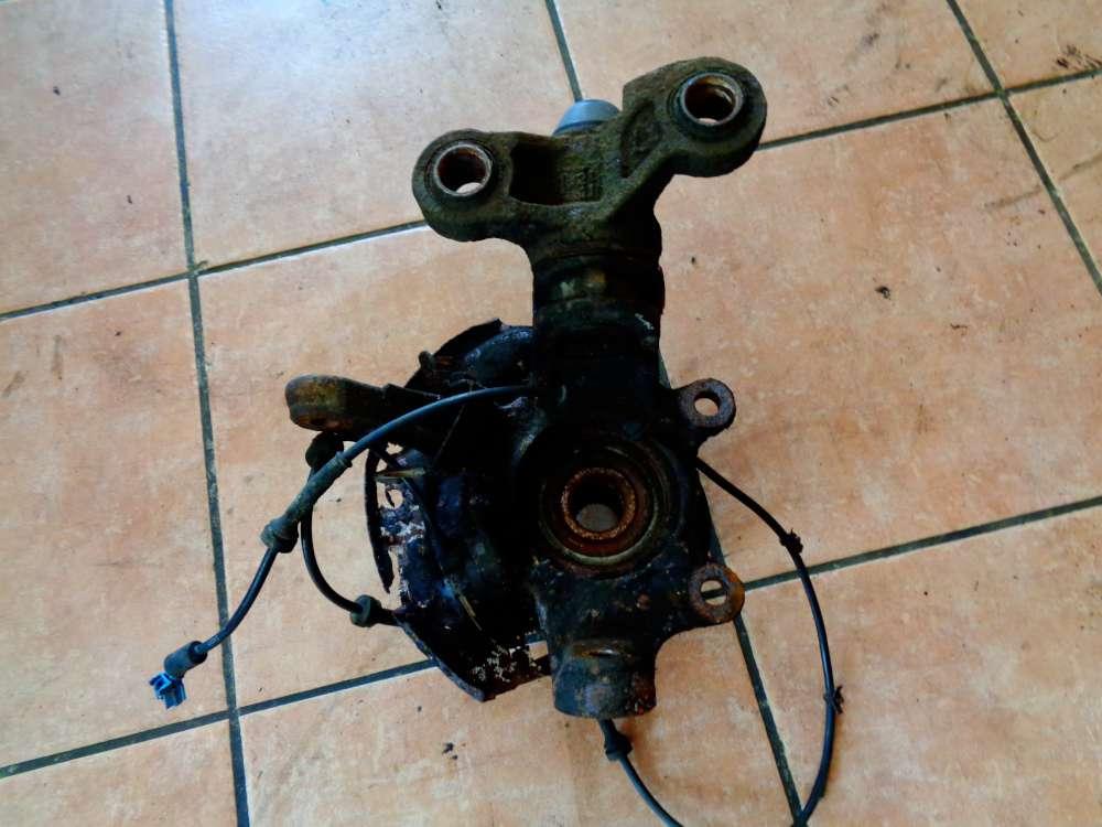 Nissan Primera P12 Bj:03 Achsschenkel Radnabe mit ABS-Sensor Vorne Links