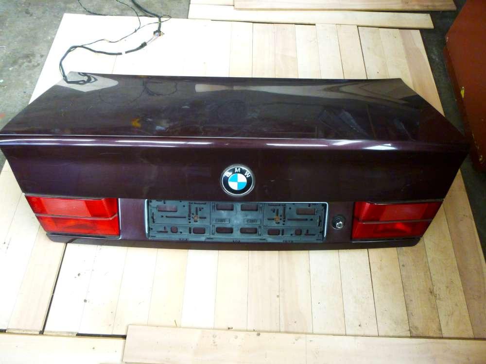 BMW 525 E34 5er Bj;1992  Heckklappe Heckdeckel Brotatret metallic 259/3