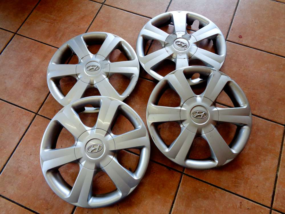 Hyundai Accent MC Bj:07 Radkappe Radzierblende 14 Zoll 52961-1E000