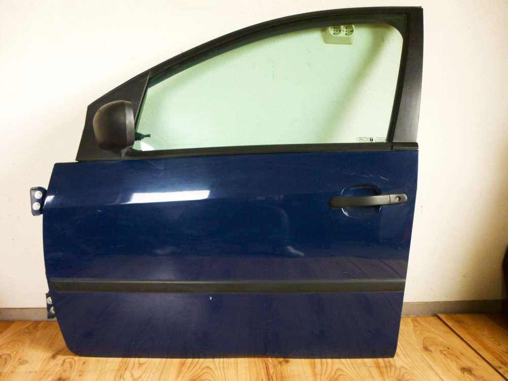 Ford Fiesta 5-Türig Tür Dunkel Blau Vorne links