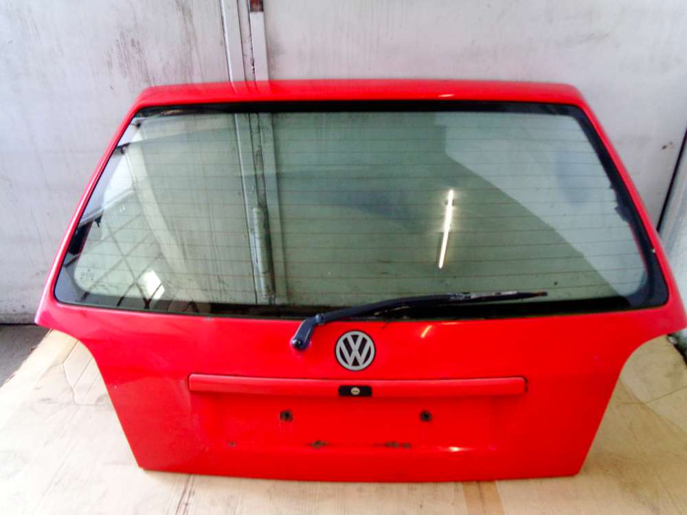 VW Golf 3 ab 1991 bis 1997 5Türen Heckklappe Rot