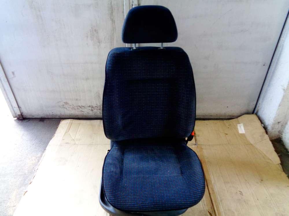 VW Golf 3 ab 1991 bis 1997 5Türen Beifahrersitz Sitz Vorne Rechts