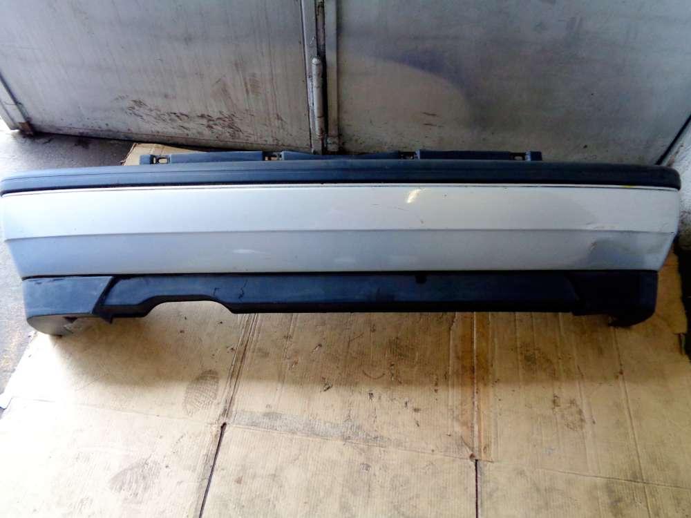 VW Golf 3 ab 1991 bis 1997 Stoßstange Hinten Grau