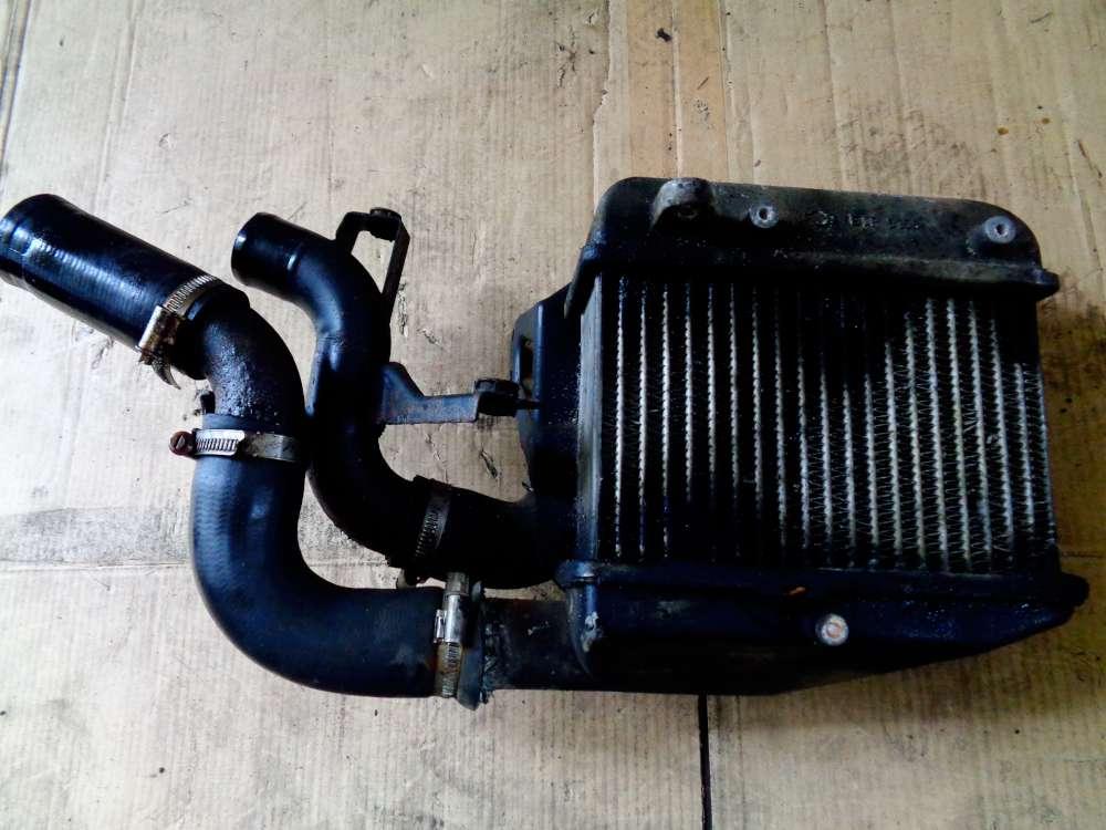 Nissan Primera P12 Bj:03 Ladeluftkühler Turbolader