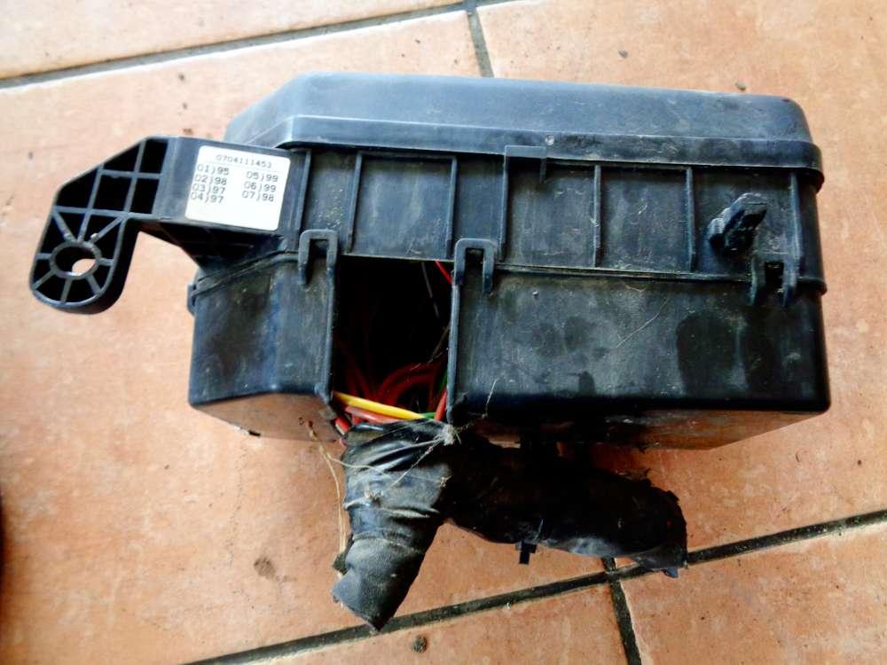 Hyundai Accent MC Bj:07 Sicherungskasten Motorraum