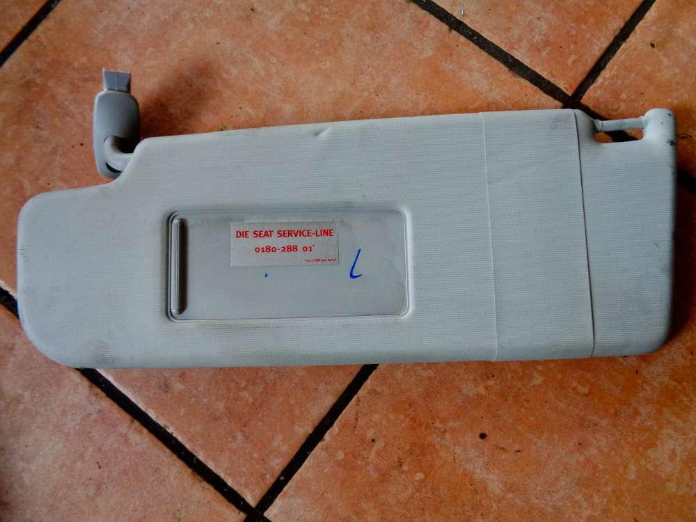 Seat Arosa 6H Bj:2000 Sonnenblende Links 6X0857551A