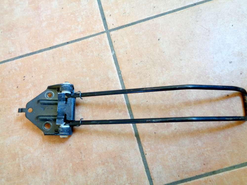Peugeot Partner Bj 2001 Türstopper Türfangband Heckflügel Tür Hinten Rechts