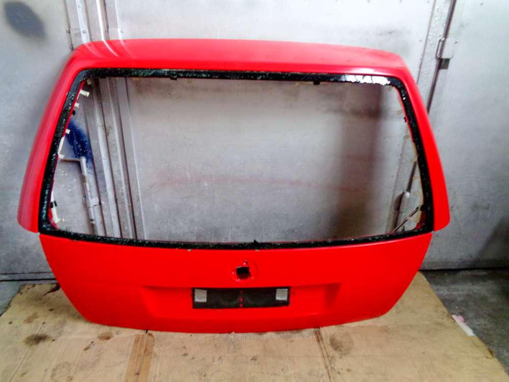 VW Golf 4 Kombi Bj:2002 Heckklappe Rot