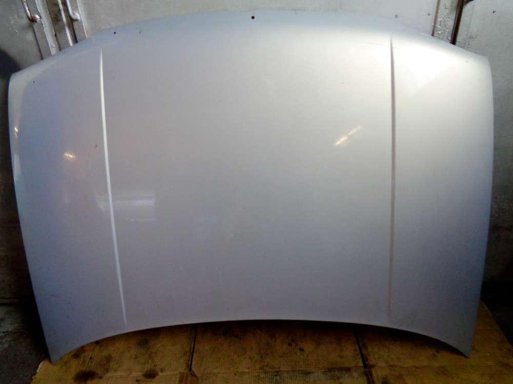 VW Golf 4 Bj:2000 Motorhaube Haube Silber Farbcode: LB7Z