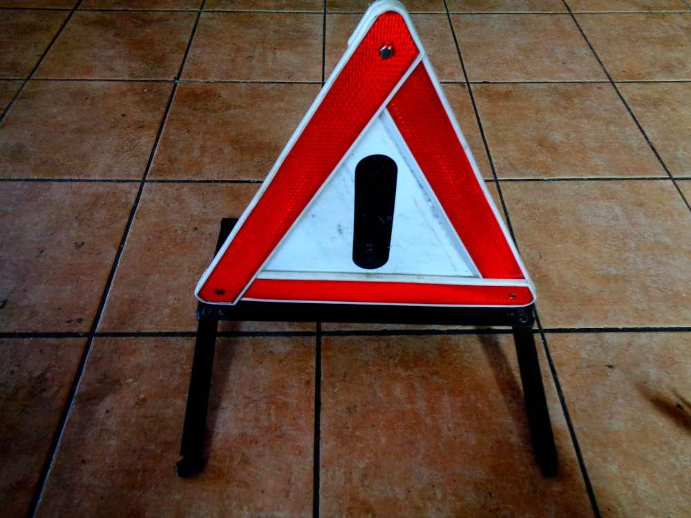 Warndreieck KFZ Bordausstattung Dreieck Sicherung