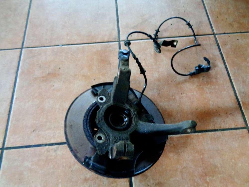 Fiat Panda 169 Bj:07 1,2L Achsschenkel Radnabe mit ABS-Sensor Vorne Rechts