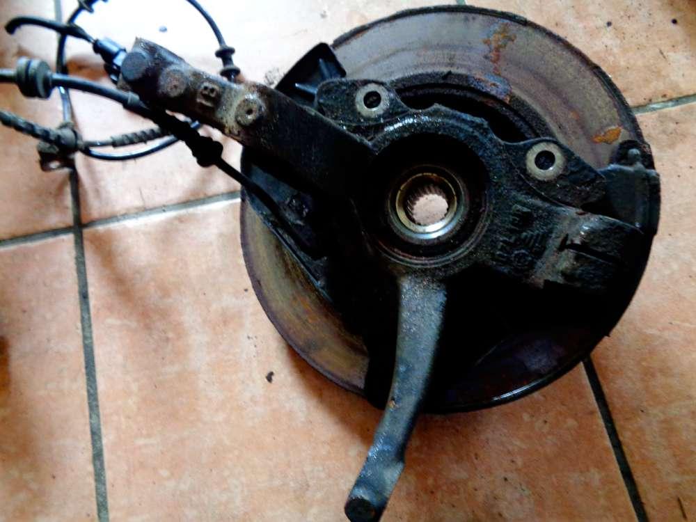 Fiat Panda 169 Bj:07 1,2L Achsschenkel Radnabe mit ABS-Sensor Vorne Links