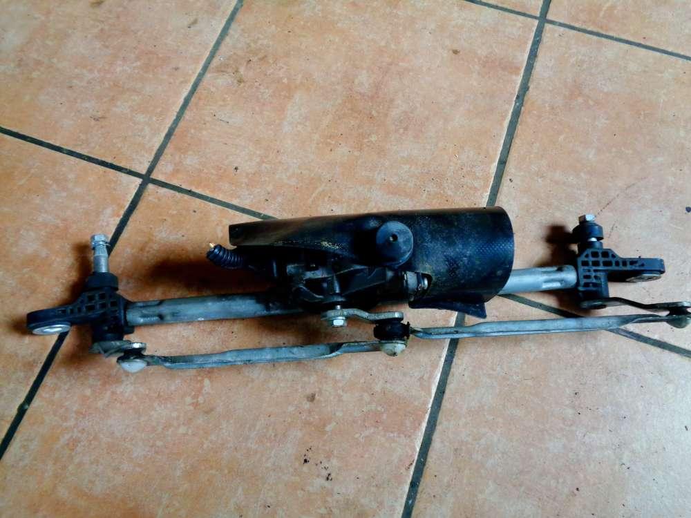 Fiat Panda 169 Bj:07 1,2L Wischer Wischermotor Wischergestänge Vorne
