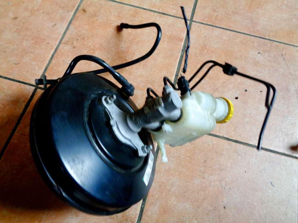 Fiat Panda 169 Bj:07 1,2L Hauptbremszylinder Bremskraftverstärker 51803160