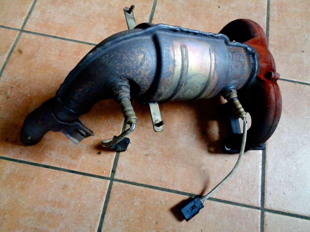 Fiat Panda 169 Bj:07 1,2L Katalysator Kat