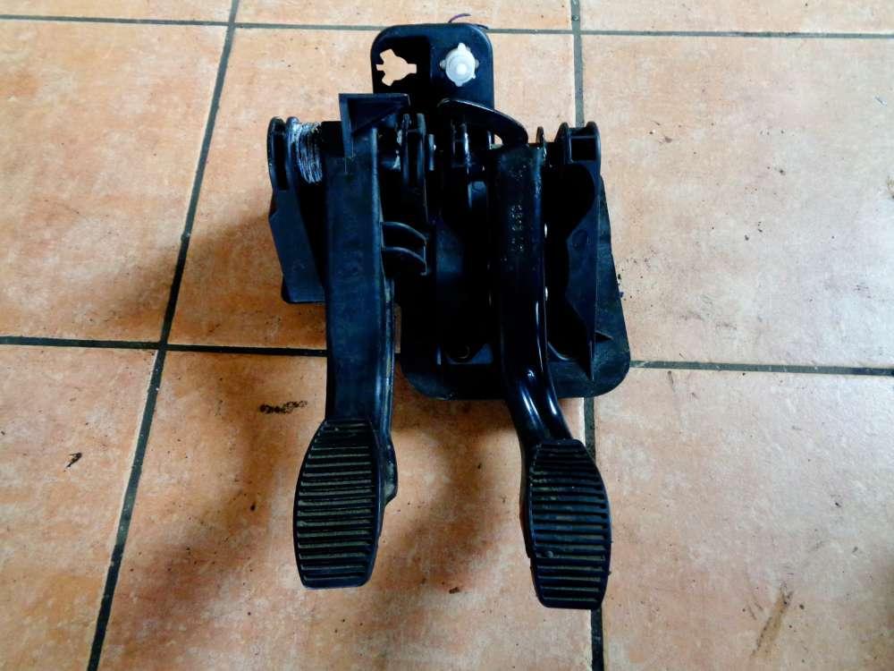 Fiat Panda 169 Bj:07 1,2L Bremse Bremspedal Pedal Pedalerie LS362370