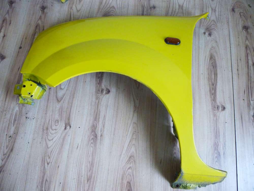 Renault Kangoo Bj:2001  Kotflügel  Links Farbe Gelb