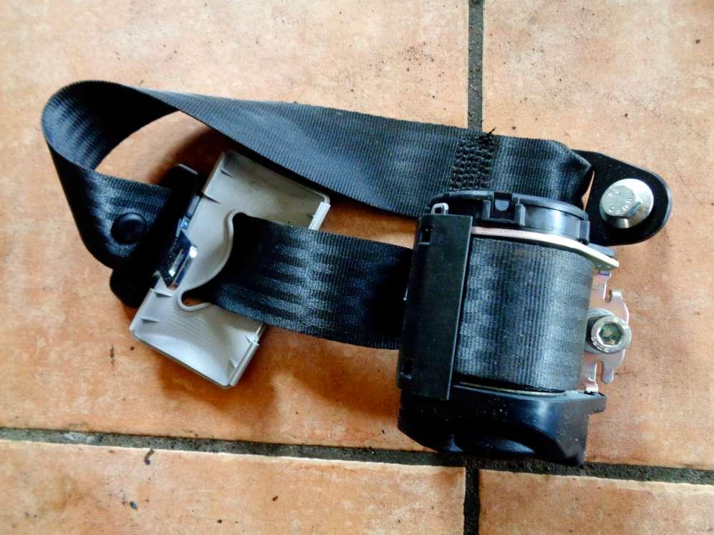 Fiat Panda 169 Bj:07 Sicherheitsgurt Hinten Links