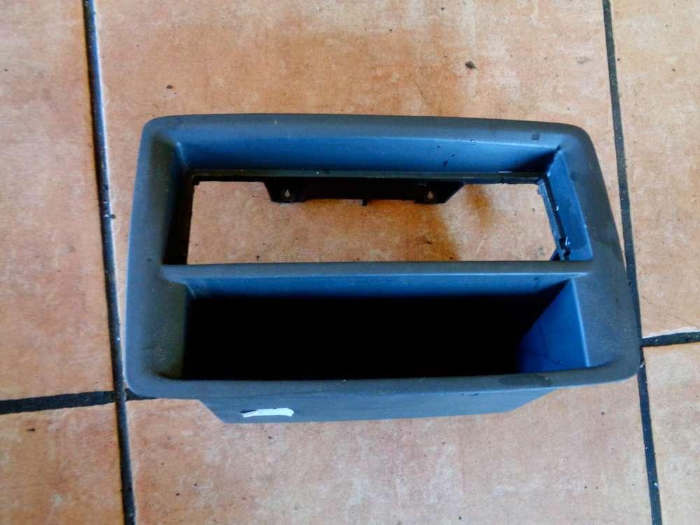 Fiat Panda 169 Bj:07 Abdeckung Rahmen Verkleidung Radio Ablage 735320583