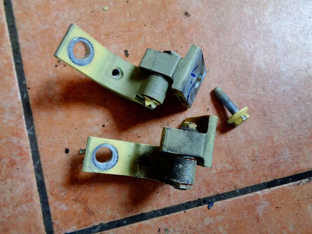 Fiat Panda 169 Bj:07 Türscharnier Scharnier Tür Gelb Vorne Links