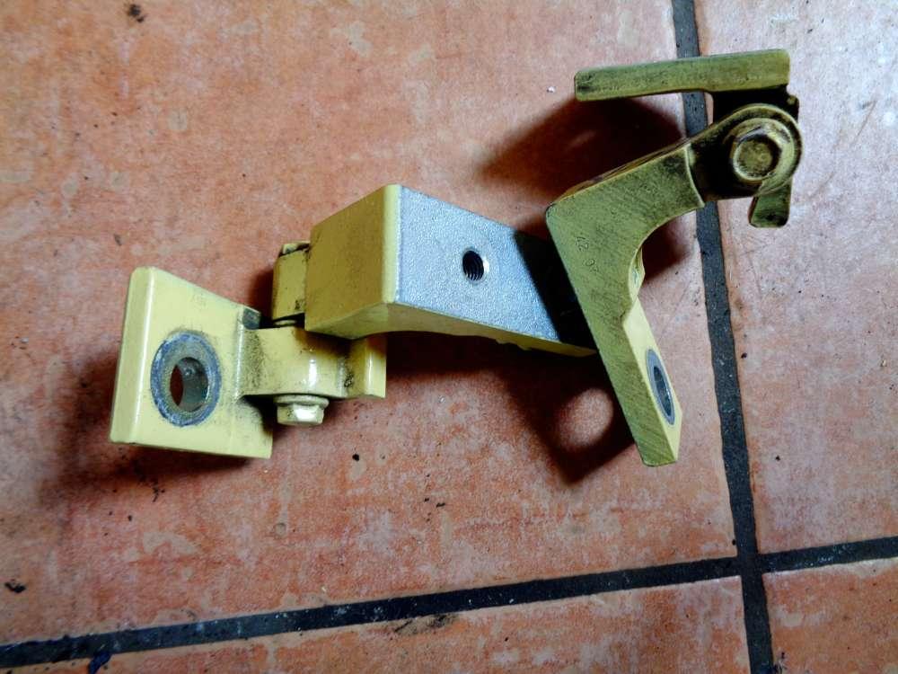 Fiat Panda 169 Bj:07 Türscharnier Scharnier Tür Gelb Hinten Rechts