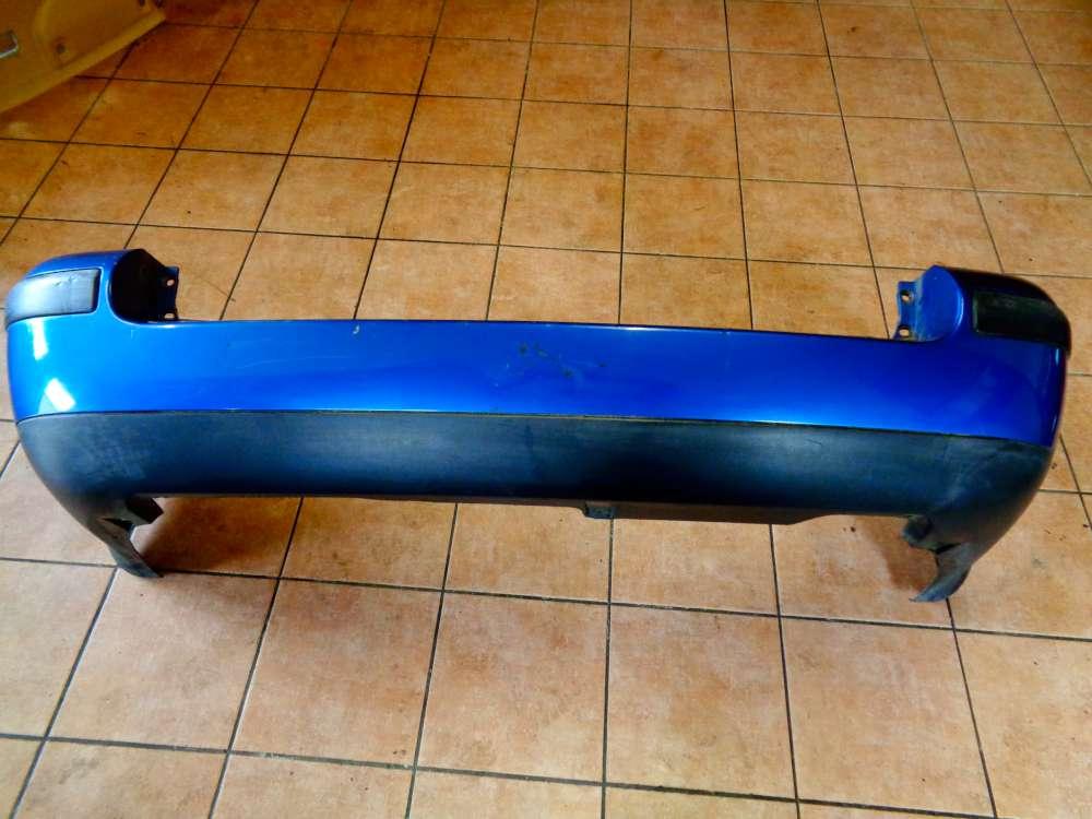 VW Passat Kombi Bj:98 Stoßstange Hinten 3B9807417 blau Farbcode: LR5U