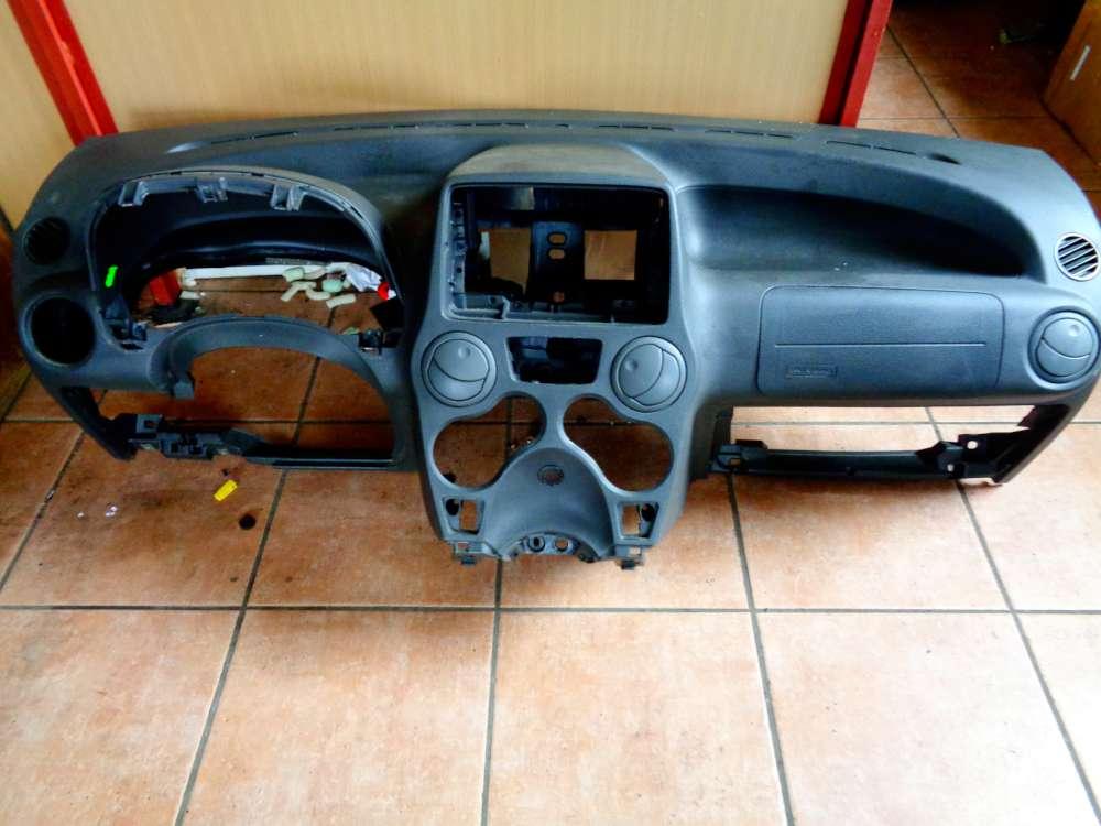 Fiat Panda 169 Bj:2007 Armaturenbrett Armaturentafel Cockpit