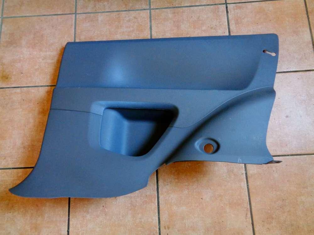 Toyota Aygo Bj:2009 Verkleidung Hinten Rechts 62511-0H010