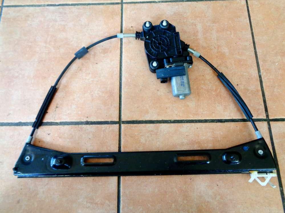 Fiat Panda 169 Bj:07 Fensterhebermotor Vorne Rechts 46803651