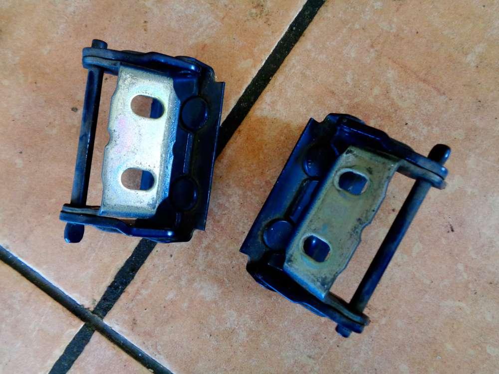 Ford Focus DNW Kombi Bj 2000 Heckklappe Heckklappenscharnier Dunkelblau