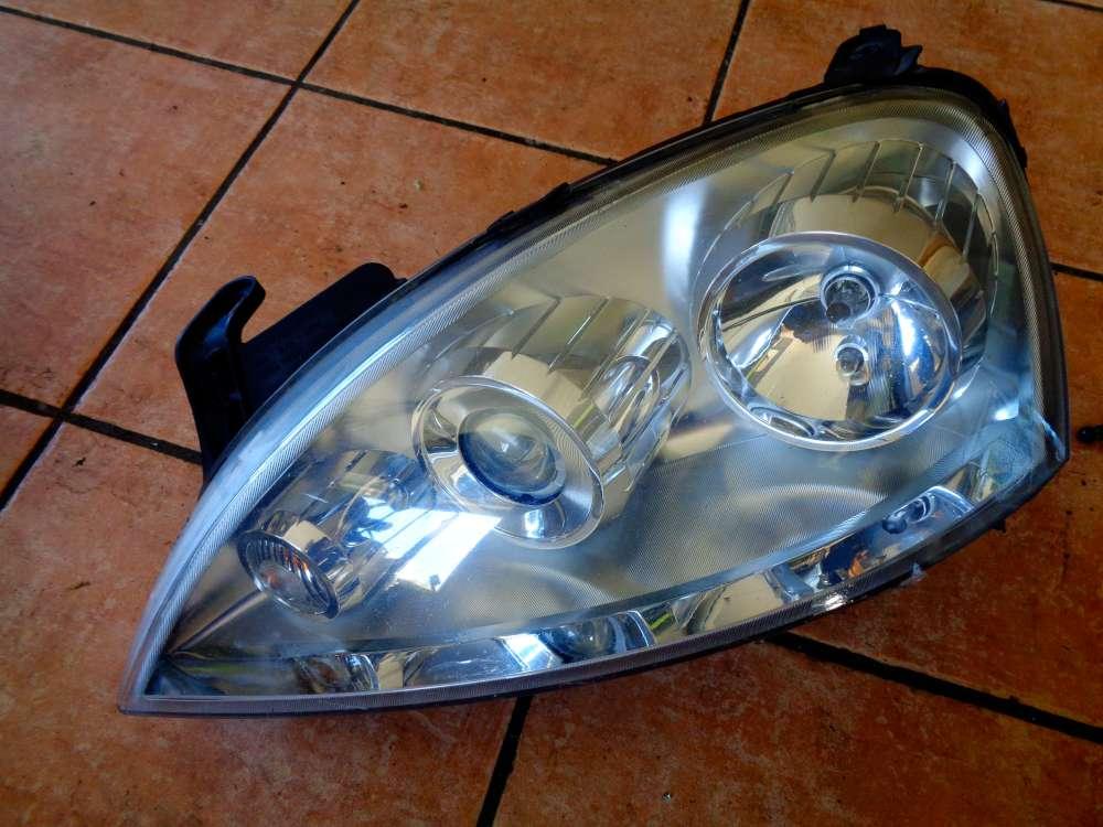 Opel Corsa C Bj:2010 Scheinwerfer Links 13100535GT