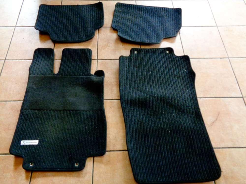 Mercedes Benz S-Klasse W220 Bj:03 Original Fußmatten Teppiche
