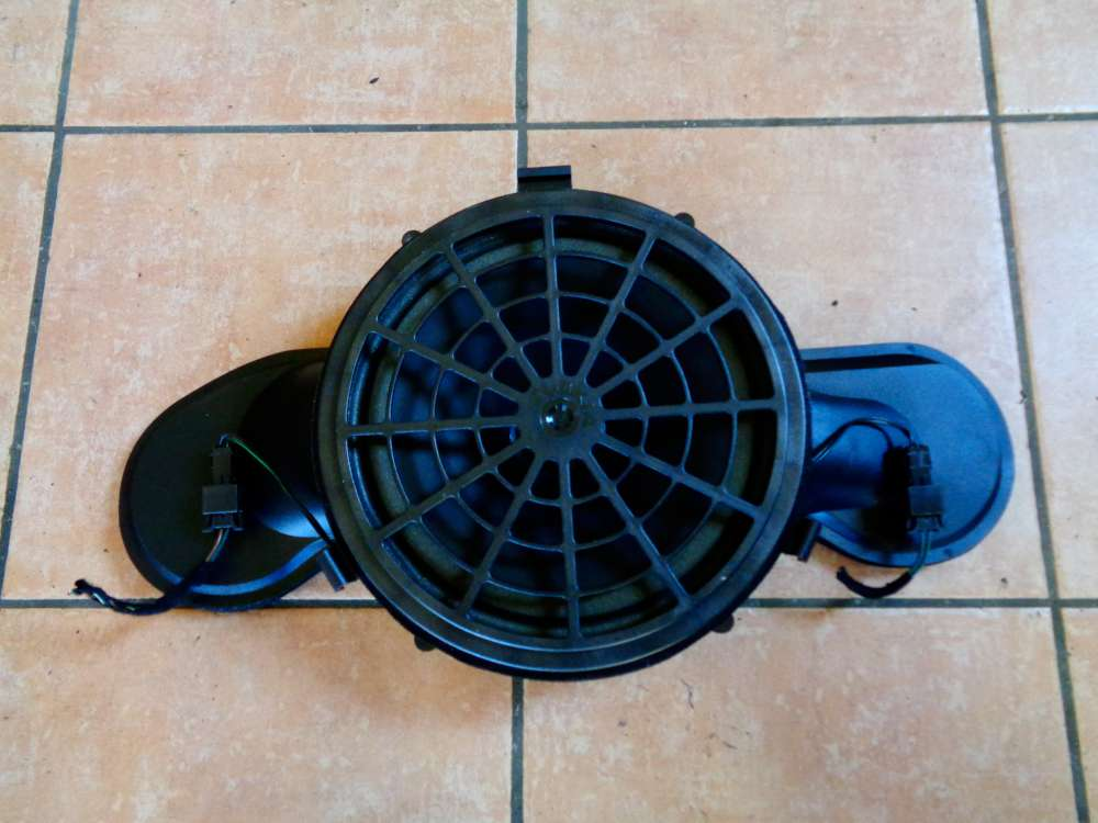 Mercedes Benz S-Klasse W220 Bj:03 Lautsprecher Bassbox Subwoofer Speaker A2208204802