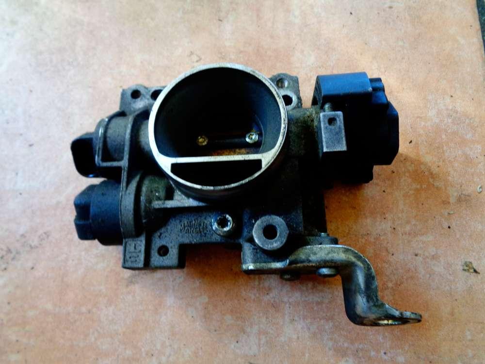 Fiat Panda 169 1,2 L Bj:2007 Drosselklappe 365XFE1