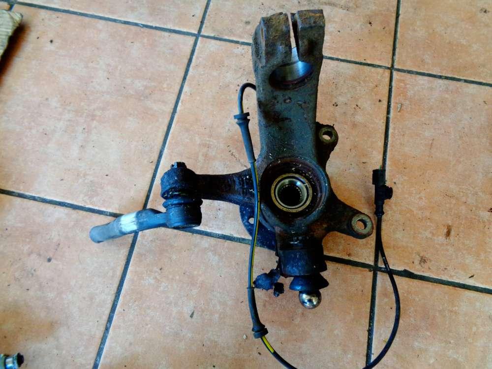 Toyota Aygo 1.0 GPL Bj:09 Achsschenkel Radnabe Radlager ABS Vorne Links