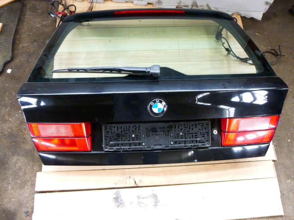 BMW E36 Touring Heckklappe Kofferraumklappe schwarz