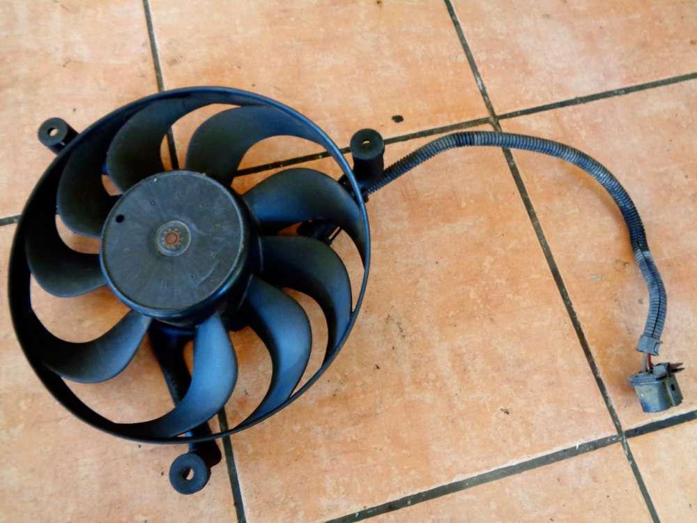 VW Golf IV Bj:2000 Elektrolüfter Klima Klimalüfter 1J0959455
