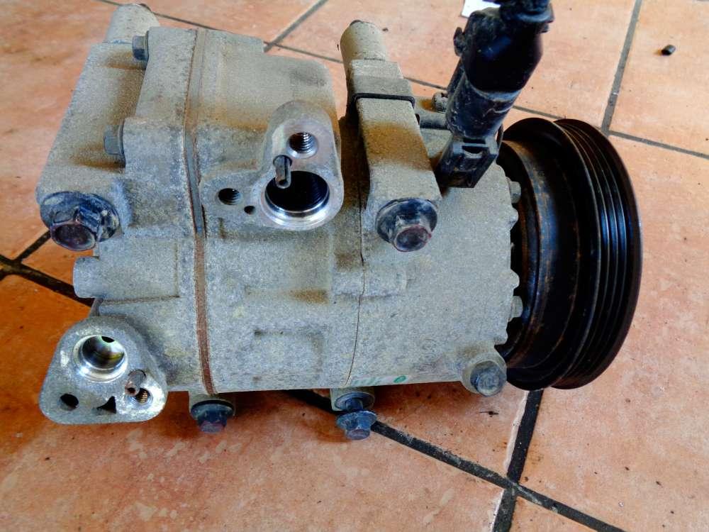 Hyundai Accent MC 1.4 GL G4EE Bj:07 Klimakompressor F500-CB5AA07