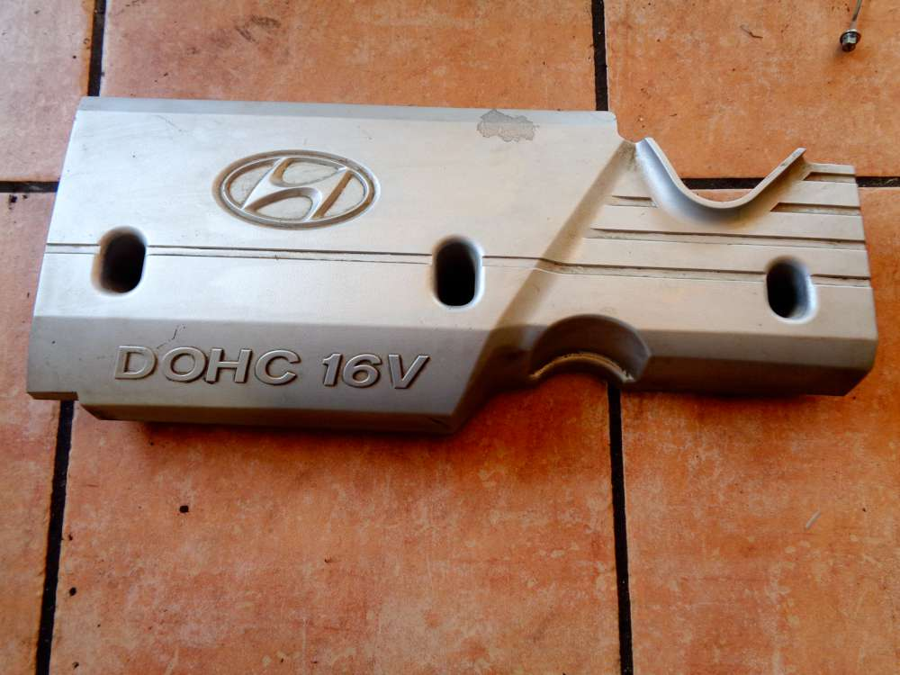 Hyundai Accent MC 1.4 GL G4EE Bj:07 Motorverkleidung Motorabdeckung 22405-26020