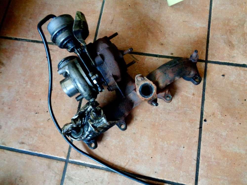 VW Golf 4 Kombi Bj:2002 Turbolader 54399880018