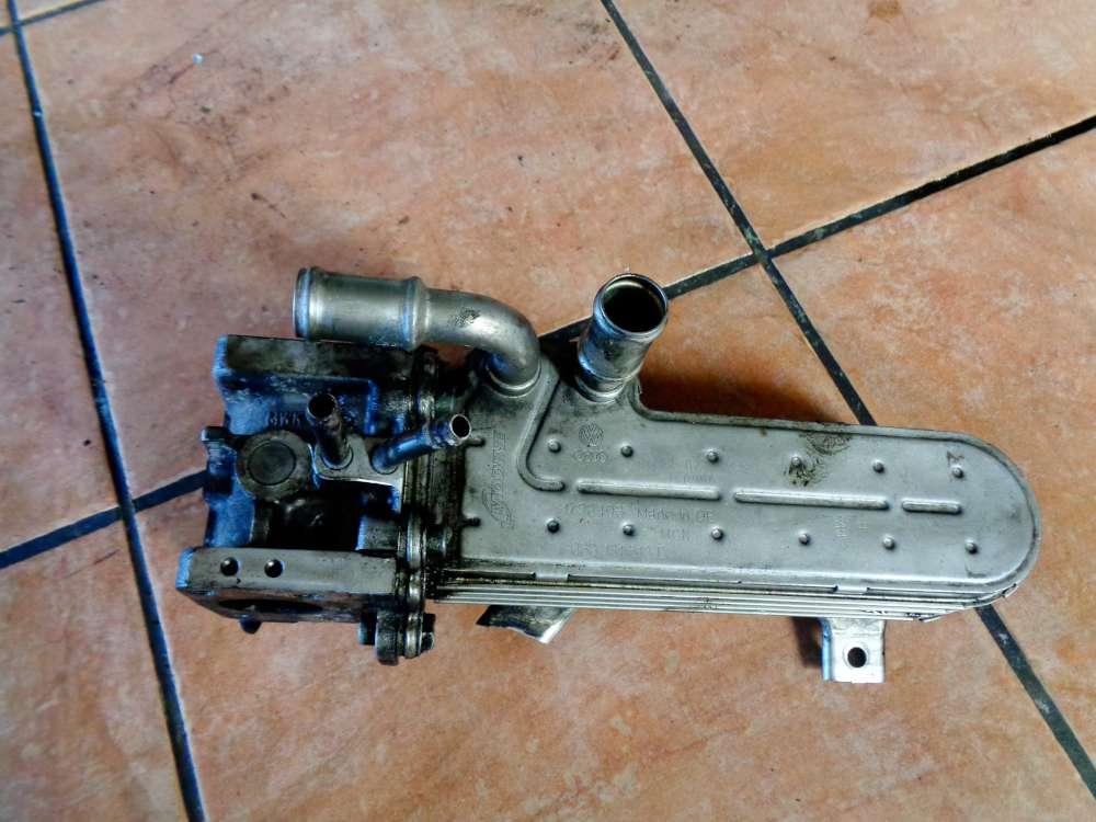 VW Golf 4 Kombi 1,9 TDi Bj:2002 AGR Kühler Abgasrückführung 038131513D