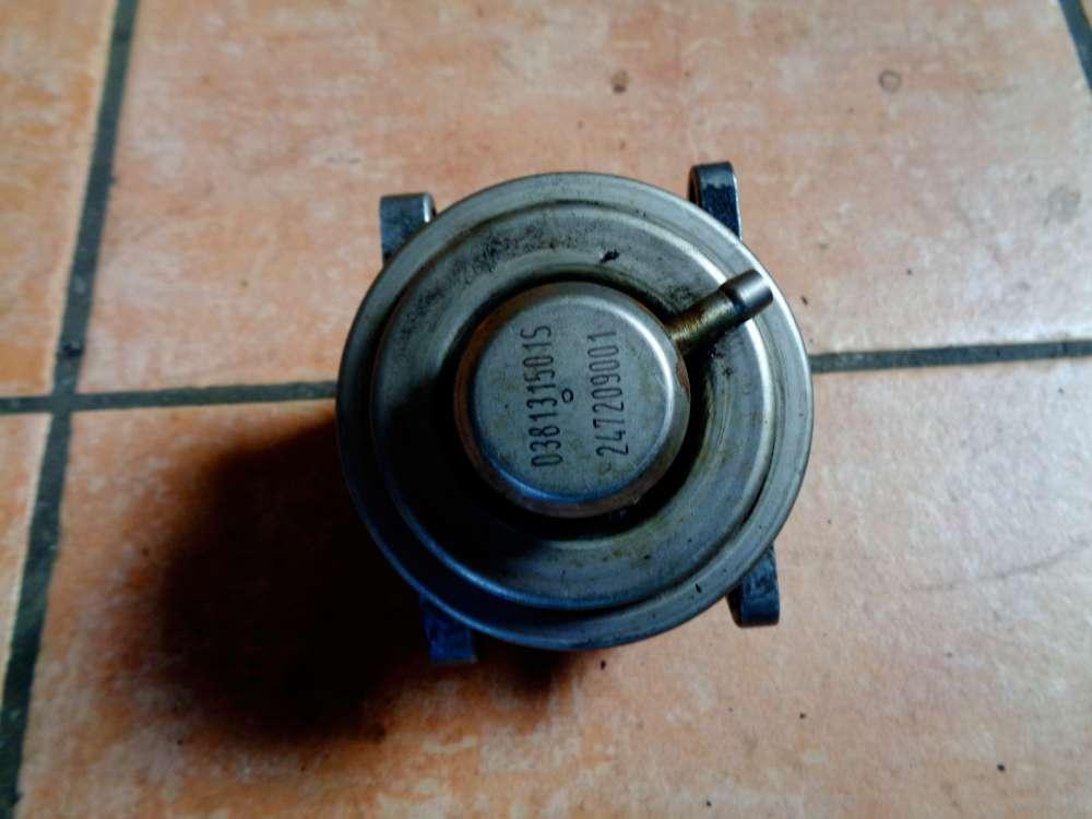 VW Golf 4 Kombi 1,9 TDi Bj:2002 AGR-Ventil 038131501