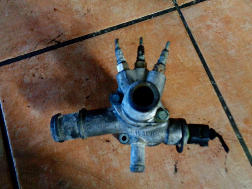 VW Golf 4 Kombi 1,9 TDi Bj:2002 Wasserflansch Sensor Temperatursensor 038121133A