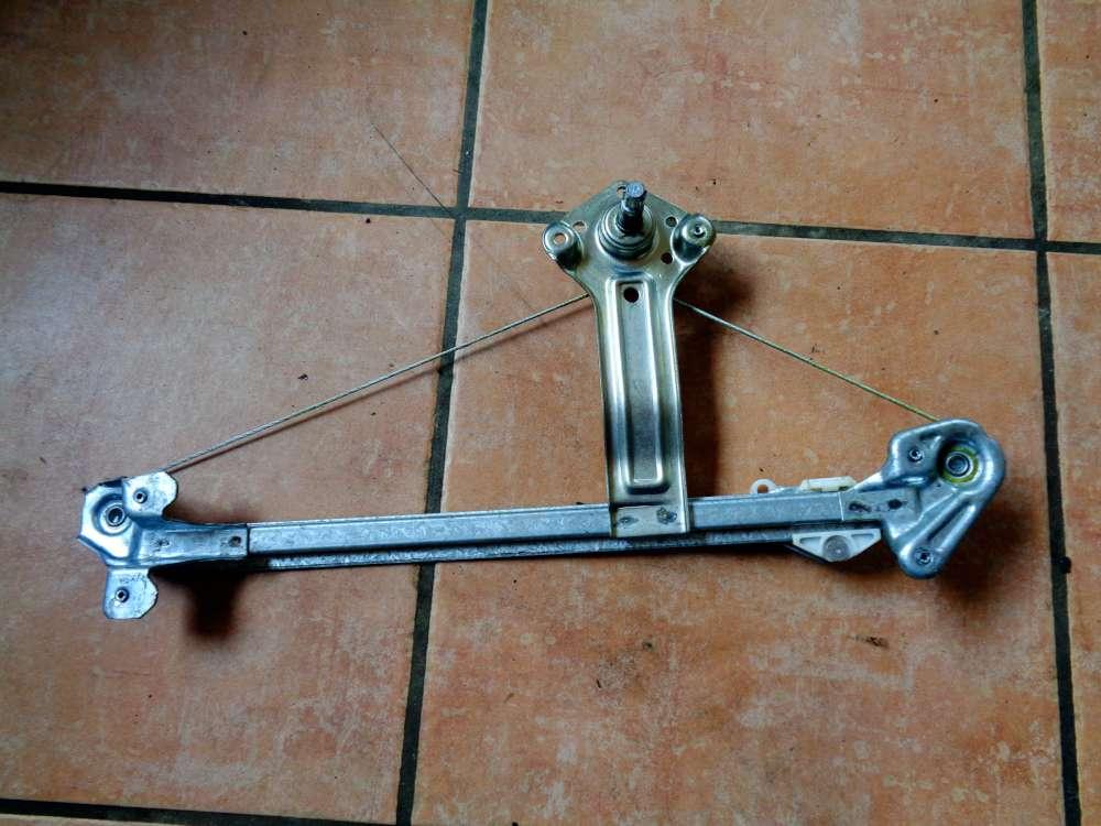 Opel Corsa C Bj 2004 5 Türer mechanischer Fensterheber Hinten Links 09114705